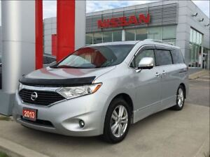 2013 Nissan Quest LE, All Options! Navi, BOSE, Moon Roof