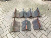 Reclaimed Crested Ridge Tiles