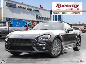 2017 FIAT 124 Spider ABARTH | 7' TOUCHSCREEN | LEATHER | NAVIGAT