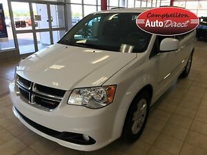 2016 Dodge Grand Caravan Crew Wagon