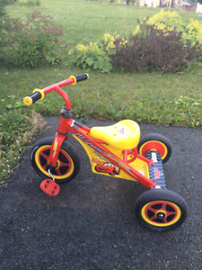 McQueen Tricycle