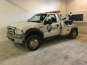 2006 F450 Jerr Dan self loader