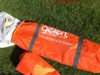 Gelert mini breeze blocker windbreak