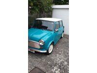 Austin mini mayfair auto,D-reg,1987,998cc,restored 2012,