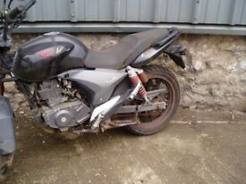 Keeway rkv 125 breaking for spares only