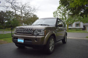 2011 Land Rover LR4 SUV, Crossover, Moving out of the country