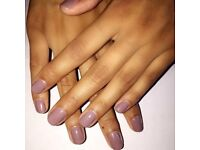 Gel nails offer