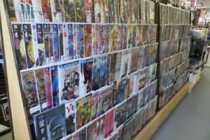 Thousands Of Comics Marvel/DC In Stock Starting At $1.00