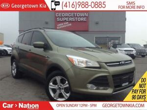 2013 Ford Escape SE | NAVIGATION | CLEAN CARPROOF | HEATED SEATS