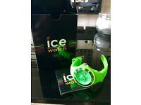 Bright green unisex Ice watch