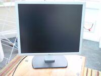 """Dell 21"""" computer screen"""
