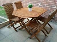 Quick sale! Garden wooden furniture