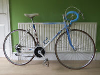 "MENS RACER BIKE,CLASSIC...""RALEIGH FLITE""..RACE BREED..ALL ORIGINAL...FULLY WORKING,READY TO RIDE."