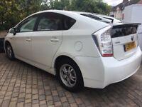 Toyota Prius 1.8 VVT-i Hybrid T 3 CVT 5dr, Reg.2011,PCO