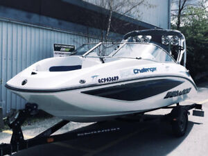 Jet Boat 8 place 2007 ! Seadoo Challenger 180 SE