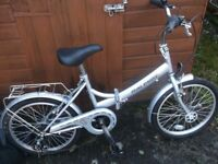 Adults Folding Bike Very Good Condition