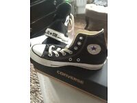Converse All Star ,ladies size 3