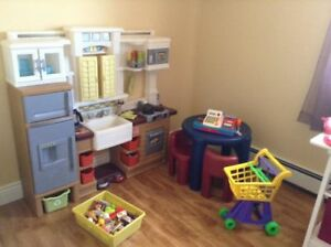 Play Kitchen + lots of extras