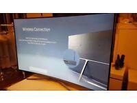 SAMSUNG UE55k6300 Curved, 55inch 4K ULTRA HD SMART TV.. Sensational Nano Crystal Colour Curved
