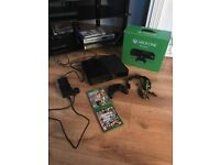 Xbox one package - excellent condition