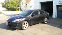 2010 Mazda 3 110,000KM AUTOMATIC LOW K'S CERTIFIED!! Kitchener / Waterloo Kitchener Area Preview