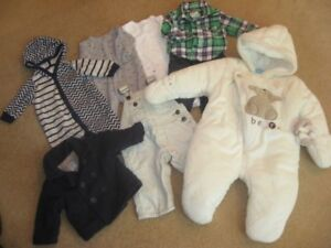0-3 & 3 Month Clothing - Boy