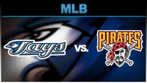 CHEAP Blue Jays vs Pirates Aug 13 Sec527R - 10