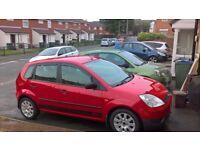 Ford fiesta 1.4 tcdi £30 year road tax