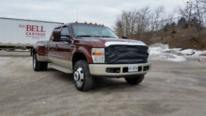 2008 Ford F-350 King Ranch Dually