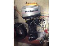 Mariner 25hp outboard, longshaft