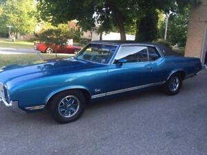 1971 Olds Cutlass Supreme