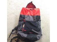 40 litre Quechua Forclaz 40 backpack