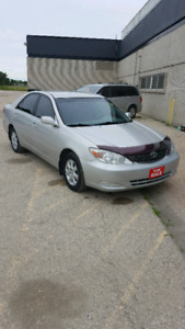 2004 Toyota Camry le v6 CALL BILL 292 7990