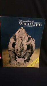 November/December 1981 International Wildlife Magazine