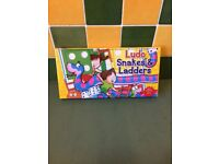 Ludo snakes&ladders