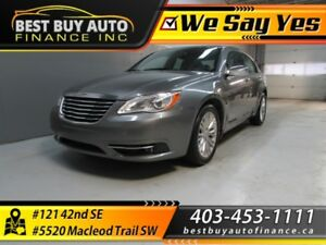 2013 Chrysler 200 Limited, $79/ Bi-weekly