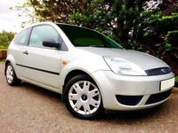 EXCEPTIONAL FIESTA. TIP TOP CONDITION. LONG MOT. DRIVES SUPERBLY.