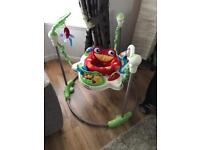 Jumperoo - Fisher Price Rainforest
