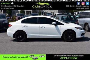 2014 Honda Civic LX-HEATED SEATS*BLUETOOTH*CRUISE