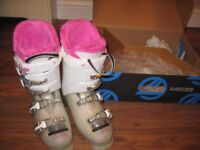 LADIES ,GIRLS SKI BOOTS