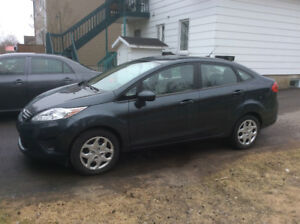 2011 Ford Fiesta Berline