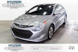 2014 Hyundai Sonata Hybrid LIMITED TOIT PANORAMIQUE - BLUETOOTH