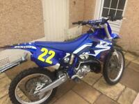 Yamaha yz 125 1999 sell or swap road bike