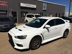2014 Mitsubishi Lancer Evolution awd turbo 40km