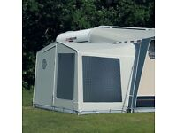 Isabella awning 220 tall annex