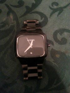"Nixon Watch ""Player"""