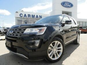 2016 Ford Explorer XLT Leather Sunroof Remote Start