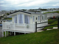 Private caravans to let at Haven Devon Cliffs