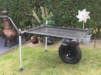 Octoplus fishing barrow