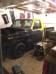 Parting out f100